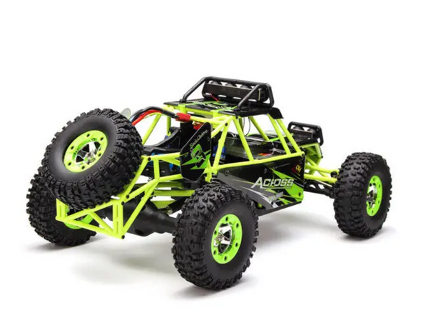 Hunters Creek™ 4WD Crawler RC Remote Control Car With LED Light Hobby Shop Vehicle - Carolina Superstore