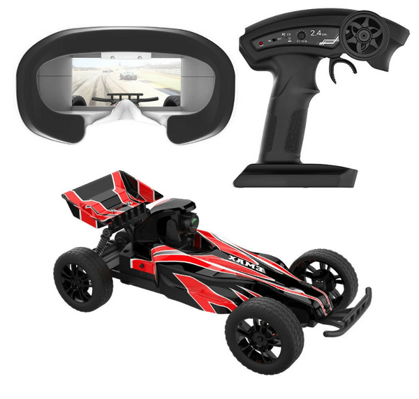Hunters Creek™ Interceptor RWD RC Remote Control Hobby Car Goggles Full Proportional Control RTR Model - Carolina Superstore