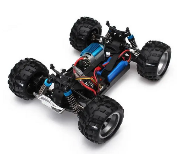 Hunters Creek™ 4WD Off-Road Truck RC Remote Control Car Vehicles RTR Model Hobby Shop - Carolina Superstore