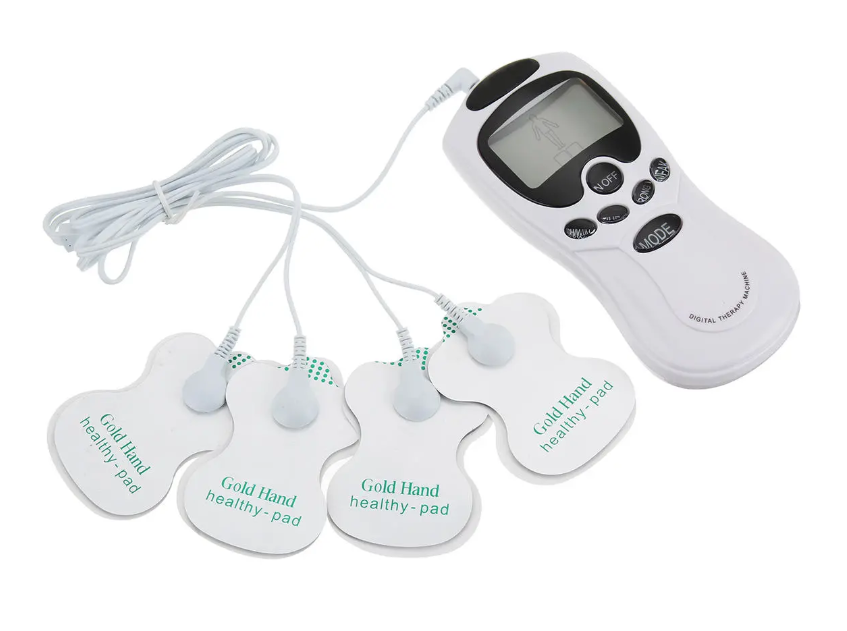 Hunters Creek™ Unit 8 Modes Digital Meridian Physiotherapy Instrument Sports Fitness Fatigue Muscle Relief Electric Pulse Massager - Carolina Superstore