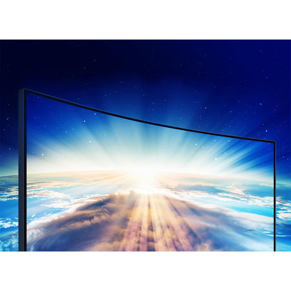 Original Curved Gaming 34-Inch Monitor Bring Fish Screen Wide Color Gamut Free Sync Technology Display - Carolina Superstore