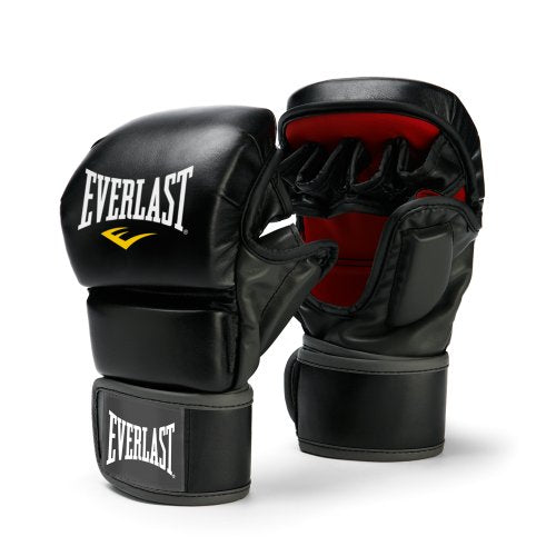 Everlast Striking Training Boxing Gloves Large/X-Large Black Sporting Gear - Carolina Superstore