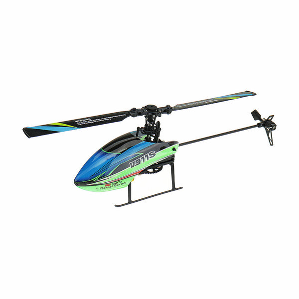Hunters Creek™ Aixs Gyro Flybarless RC Helicopter RTF Flying Toy Machine - Carolina Superstore