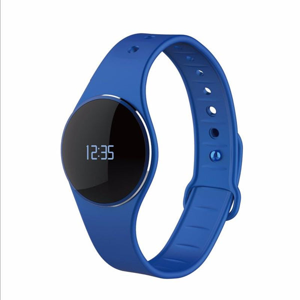 Hunters Creek™ Ultra Thin Smart Watch Touchscreen LED Activity Sleep Tracking Bluetooth Water Resistant Timekeeper - Carolina Superstore