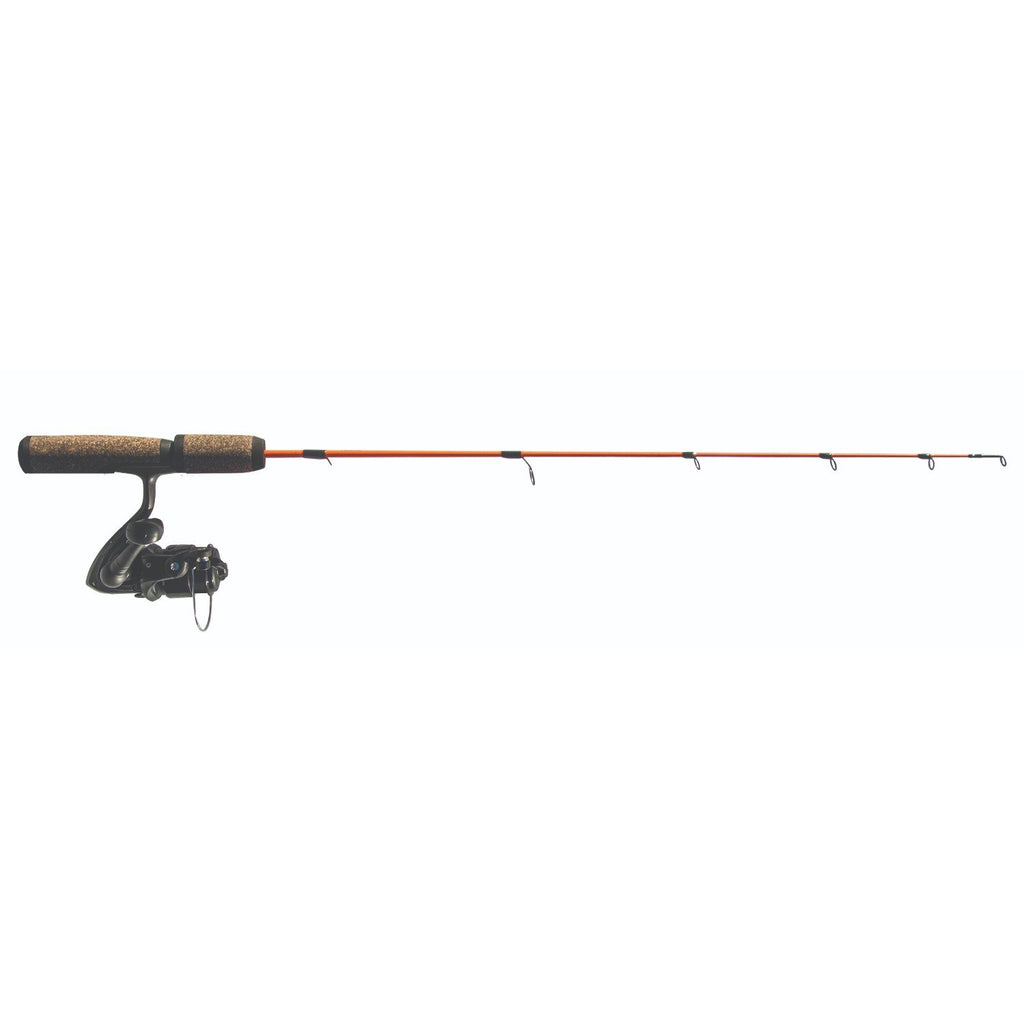 Spinning Fishing Rod and Reel Combo Spin Arctic Fire Ultralight Jigging Poll - Carolina Superstore