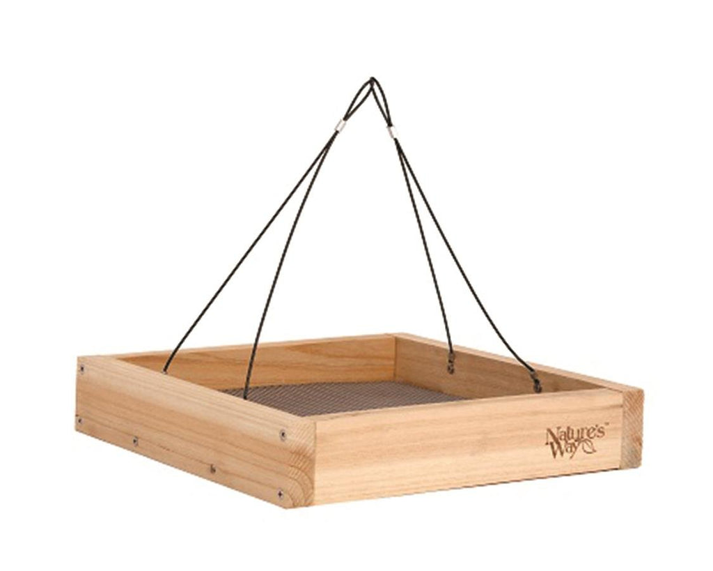Hanging Platform Feeder Bird Feeding Station - Carolina Superstore