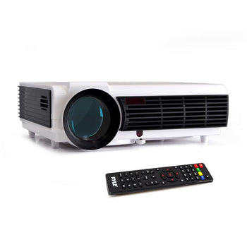 Home Theater Projector Digital Multimedia Movie TV audio video Projectors - Carolina Superstore