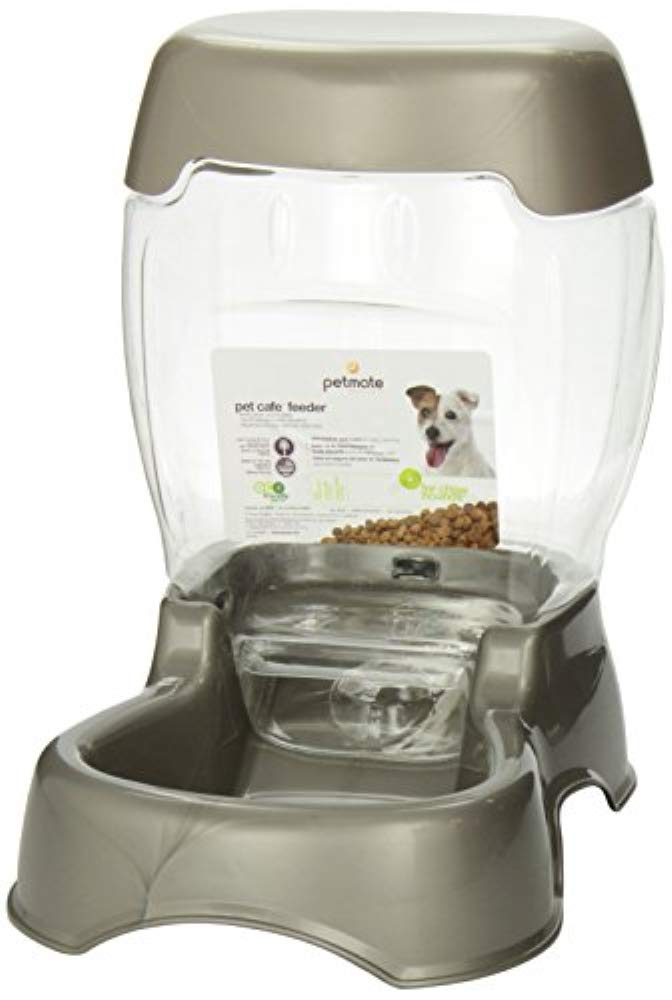 Pet Cafe Slow Feeder Automatic Dog Cat Bowl - Carolina Superstore
