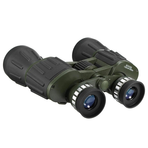Hunters Creek™ Binoculars Zoom 60x50 Power Powerful Telescope Bird Watching Hiking Hunting Camping Travel Night Vision Scope - Carolina Superstore