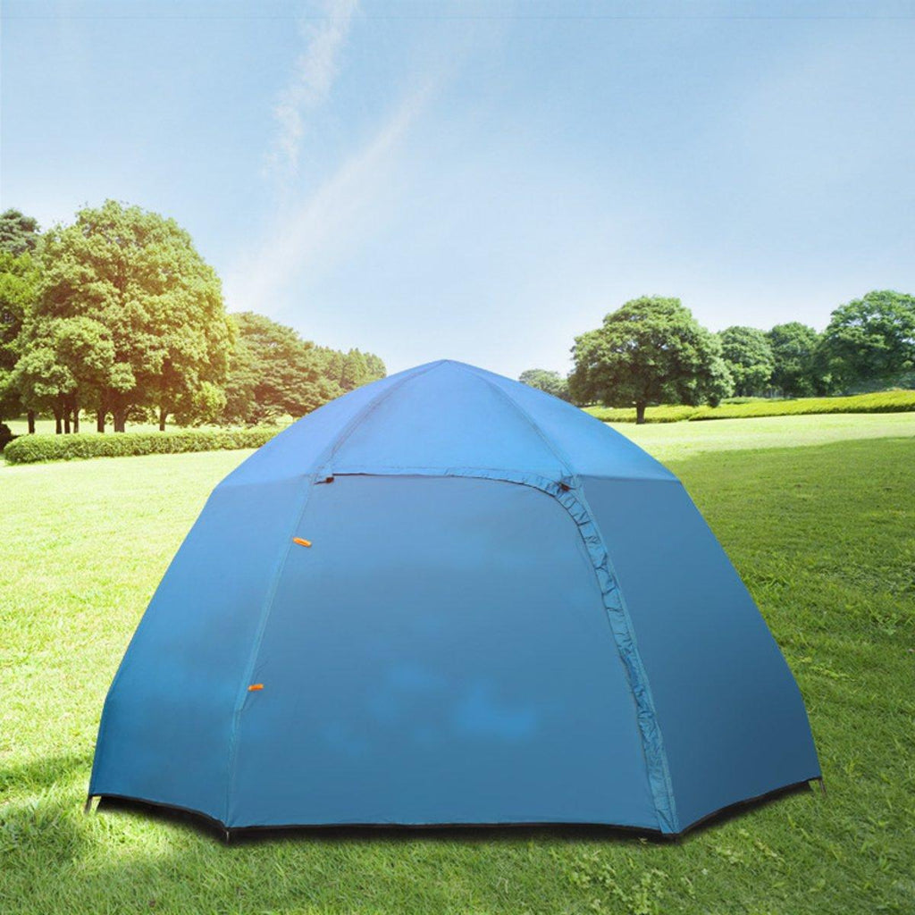 Hunters Creek™ Automatic Pop Up Instant Large Tent Waterproof Outdoor Camping 5-8 People Family UV Sunshade Shelter - Carolina Superstore