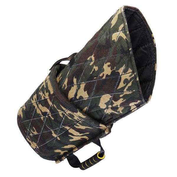 Dog Training Bite Sleeve Arm Protect Intermediate Working Military Police Dogs Pet Trainer - Carolina Superstore