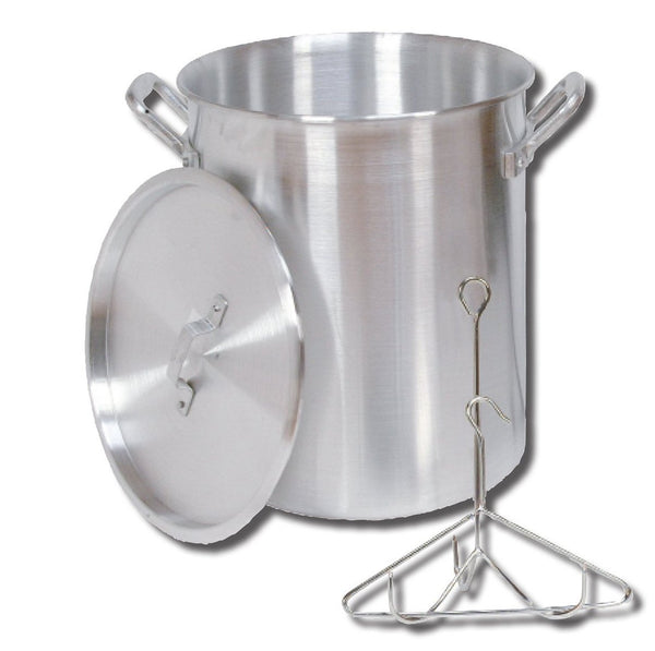 King Kooker 30 Qt. Aluminum Turkey Pot Rack Lid - Carolina Superstore