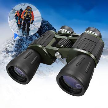 Hunters Creek™ Binoculars Zoom Powerful Telescope Hiking Hunting Camping Travel Night Vision Scope - Carolina Superstore