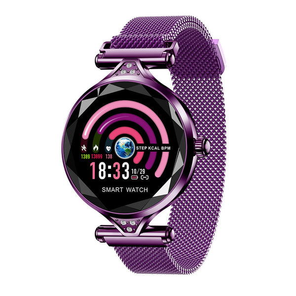 Hunters Creek™ Female Smart Watch Heart Rate Dynamic Monitor Predict Menstrual Cycle Reminder - Carolina Superstore