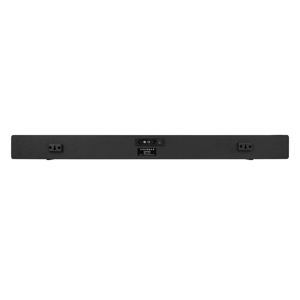 Bluetooth Soundbar Speaker 3D Sound Bar Home TV Subwoofer Echo-wall Audio RC Wall-mounted - Carolina Superstore