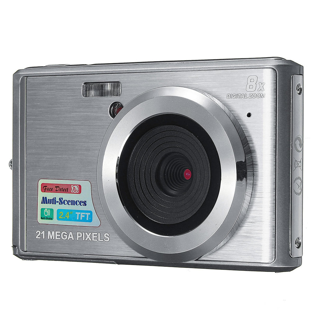 Automatic Zoom Digital Camera Anti-shake Camcorder Flash Sport Camera - Carolina Superstore