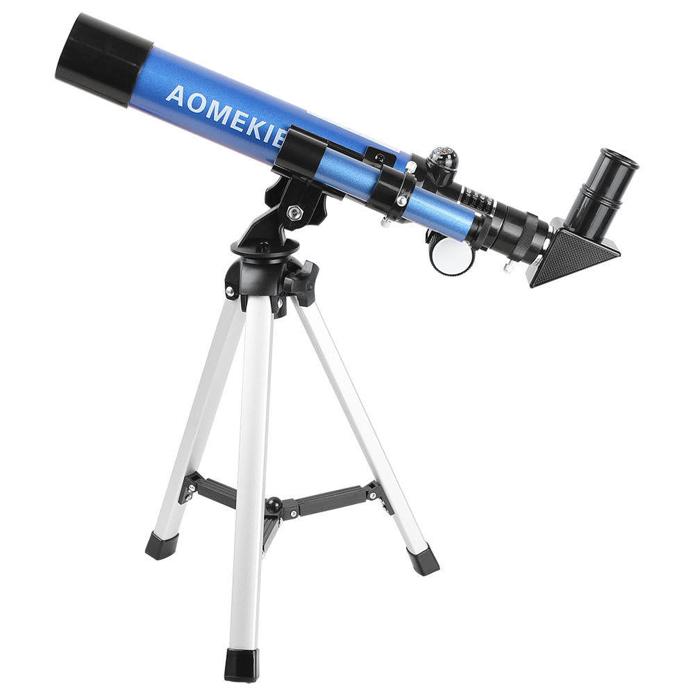 Hunters Creek™ Astronomical Refactor Telescope HD Optical Space Monocular Entry Level Children Kids Toy Gifts + Tripod - Carolina Superstore