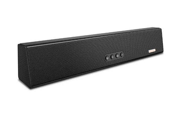 Hunters Creek™ Mini Smart Bluetooth Soundbar for Desktop or Laptop PC Sound Bar - Carolina Superstore