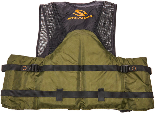 Stearns Comfort Series Life Jacket Vest Personal Flotation Device Safety Equipment, Boat Gear - Carolina Superstore