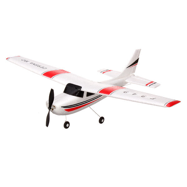 Cessna Micro RC Airplane 182 Toy Aircraft Airplanes Flying Toys Hobbies - Carolina Superstore