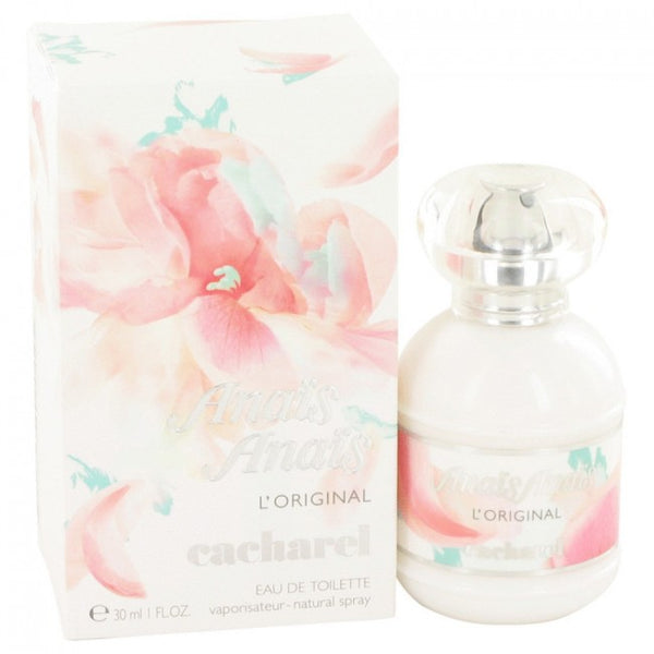 Anais Anais L'original By Cacharel Eau De Toilette Spray 1 Oz Fragrance Perfume For Women - Carolina Superstore