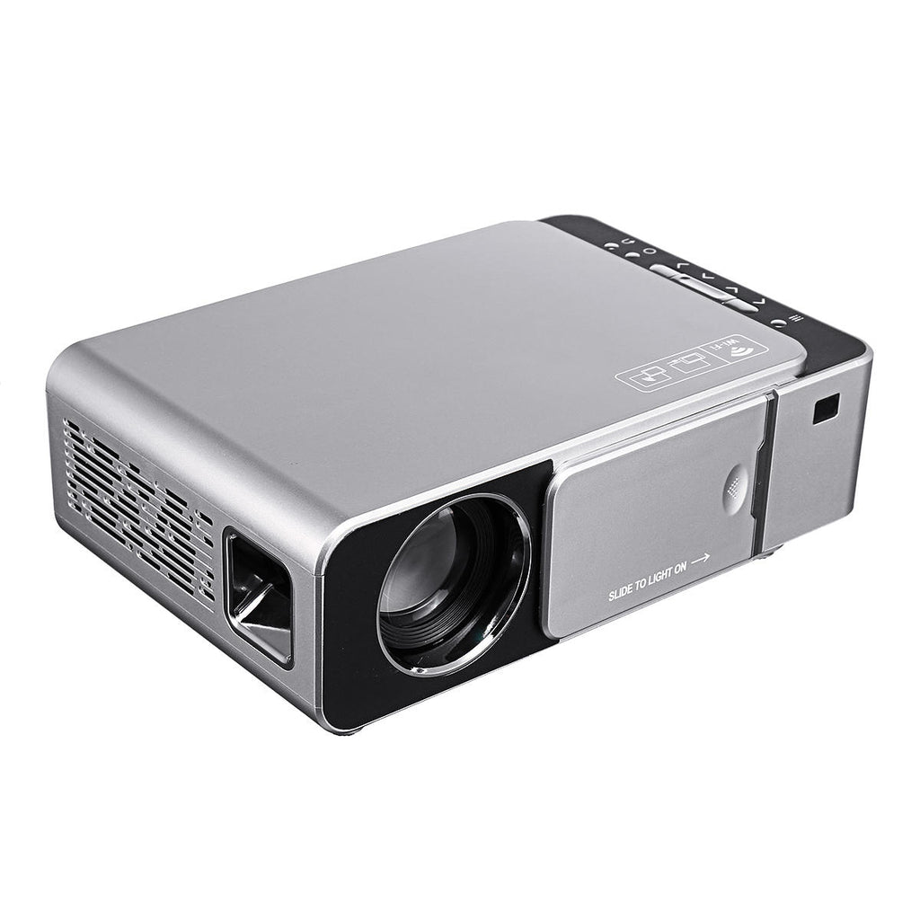 Wireless Projector Portable HD Mobile Phone Home Theater Mobile Phone Screen Version - Carolina Superstore