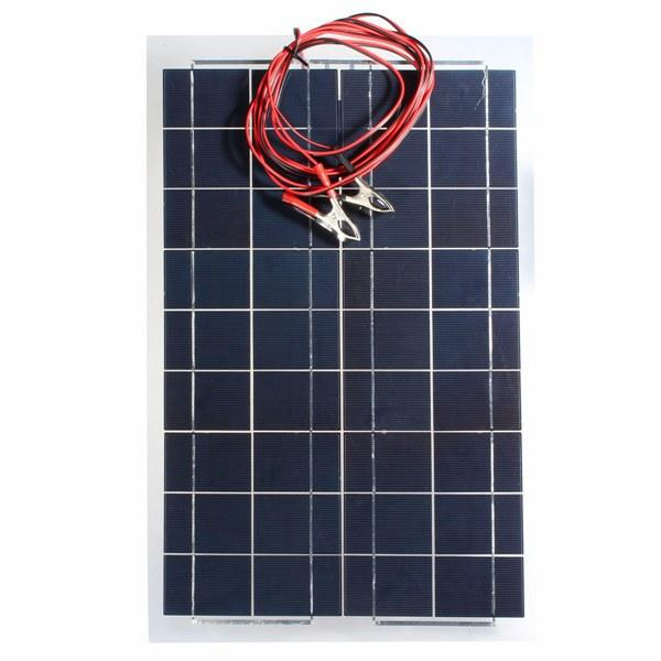 Semi Flexible Solar Energy Power Panel Device Battery Charger Panels - Carolina Superstore