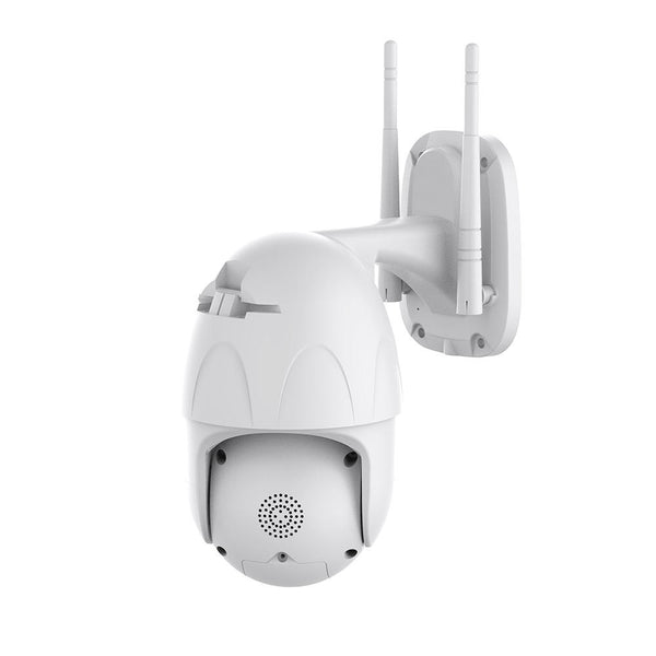 Smart Speed Dome Camera IR Full-color Night Vision Protocol TF Card & Cloud Storage Outdoor Security Monitor CCTV IP Camera - Carolina Superstore