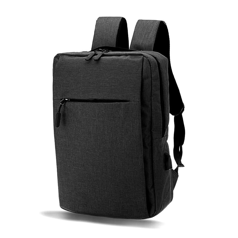 Backpack Classic Business Backpacks 17L Capacity Students Laptop Bag Men Women Bags For 15-inch Laptop - Carolina Superstore