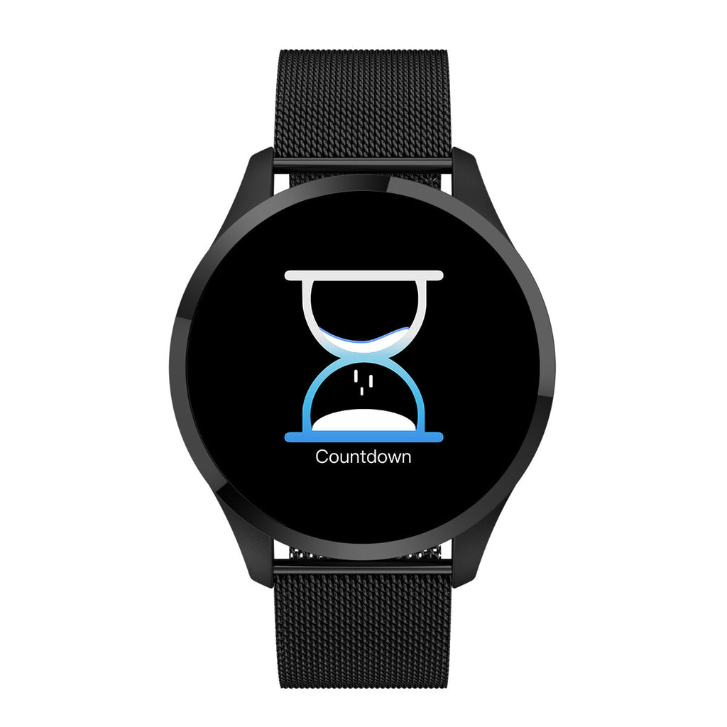 Hunters Creek™ Sports Smart Watch Multi-dial Face Menstrual Period HR Blood Pressure Fitness Tracker Waterproof APP Push Fashion - Carolina Superstore