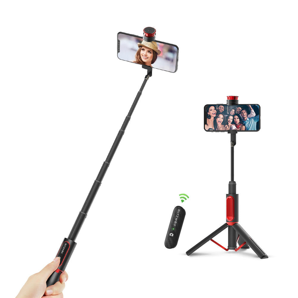 Cameras Mobile Phones All In One Sport Portable Phone Camera Tripod Selfie Stick - Carolina Superstore
