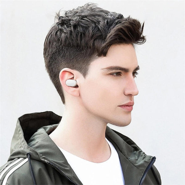 Original Mini Wireless Bluetooth Earphone Lightweight Waterproof Headphone Headset Earpod Headphones - Carolina Superstore