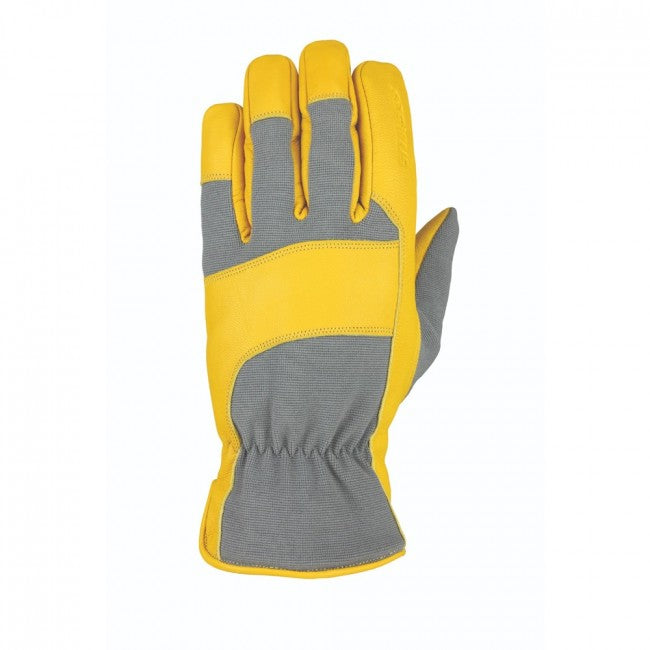 Hunters Creek Heatwave Leather Glove Gray Tan Goatskin XL - Carolina Superstore