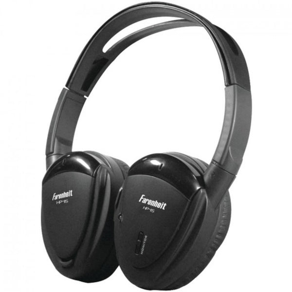 Hunters Creek Channel Wireless Headphones  Power Acoustik Mobile Sports Headset Systems - Carolina Superstore