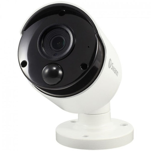 Hunters Creek US 4K Ultra HD True Detect Home Outdoor Security Camera Bullet - Carolina Superstore