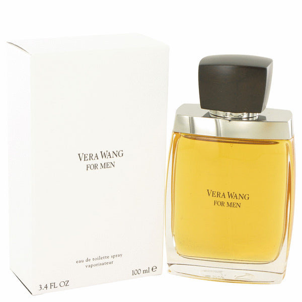 Vera Wang By Vera Wang Eau De Toilette Spray 3.4 Oz Fragrance Cologne For Men - Carolina Superstore