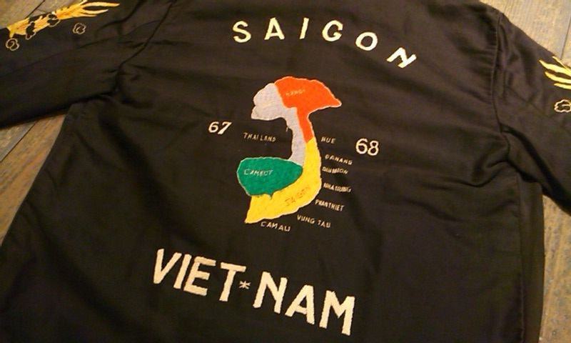What is Vietnam Souvenir Jacket?