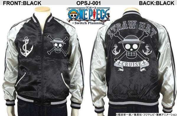 [ONE PIECE] Straw Hat Pirates Jolly Roger Sukajan