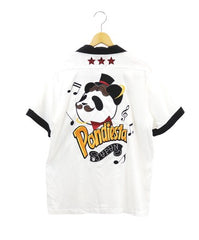 [PANDIESTA JAPAN] Gentle panda bowling shirt