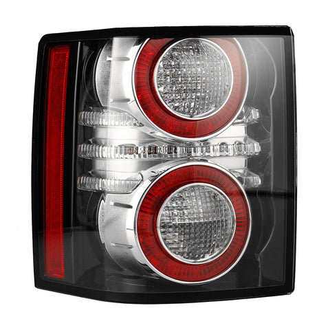 Tail light, left angle view