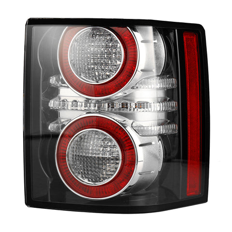 Tail light right angle