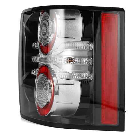 Range Rover tail light, left angle view