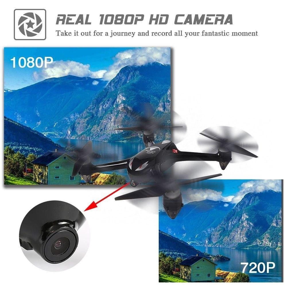 Mystery Stone RC GPS Drone with Camera 1080P HD
