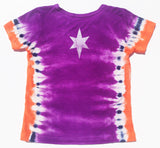 Cool Purple & Orange Brave Petit Punch
