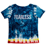 Fearless Blue Super Boys T-shirt