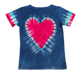 Blue Punch Love Life Shirt