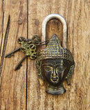 Old Buddha Lock with Keys