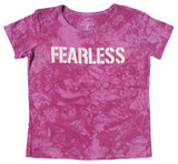 Vintage Purple Fearless Boys Shirt