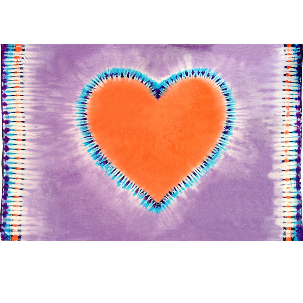 Joie de Vivre! Live in Love Grande  Throw