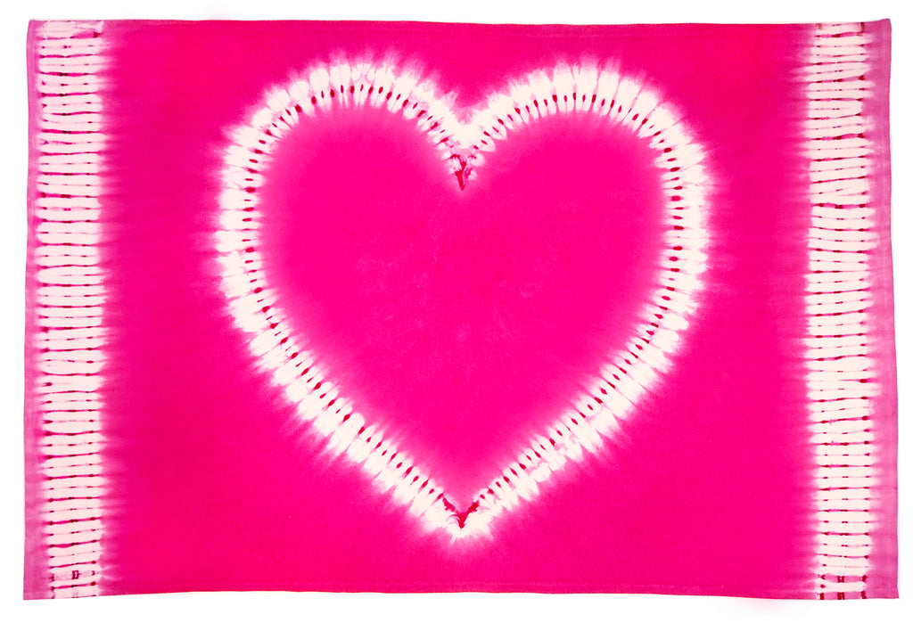 Big Love Pink Grande Throw